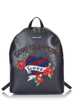 Love Moschino bag black