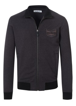 Bikkembergs jacket grey
