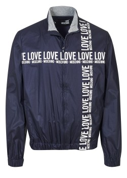 Love Moschino jacket dark blue