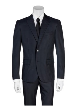 Corneliani suit black