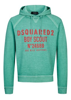 Hoodie by Dsquared