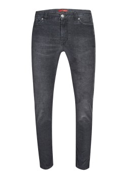 Hugo Boss pants black-grey