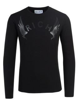 John Richmond longsleeve black