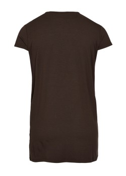 Blumarine top black-brown
