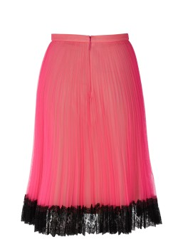 Christopher Kane skirt pink