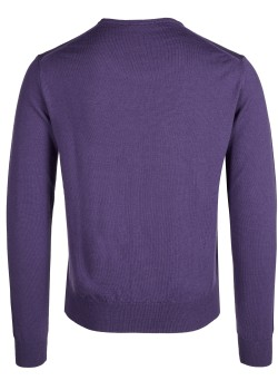 Versace Collection pullover violet