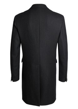 Prada coat anthracite