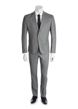 Cerruti suit grey