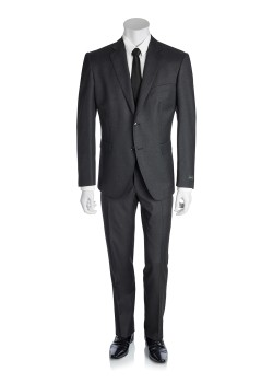 Cerruti suit dark grey