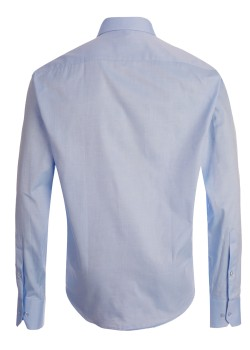 Tailor selected by Ermenegildo Zegna shirt light blue