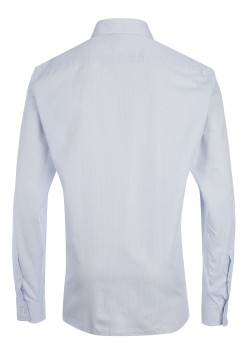 Zegna shirt blue