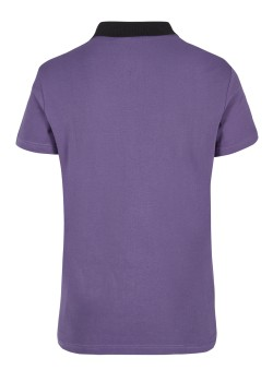 Versace Jeans Couture poloshirt purple