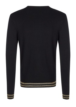 Versace Jeans Couture pullover black