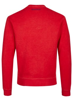 Sweater by Dsquared red