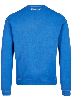 Dsquared sweater blue