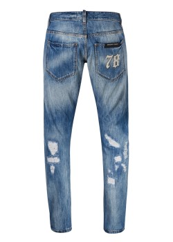 "Philipp Plein super straight cut ""gipsy"""
