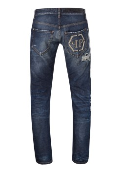 "Philipp Plein super straight cut ""So fast"""