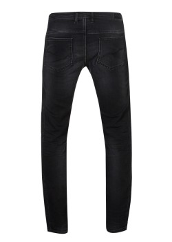 Neil Barrett Jeans Black Biker