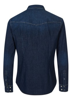 Dolce & Gabbana shirt dark blue