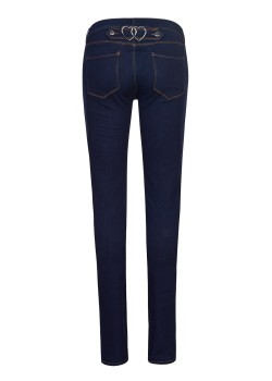 Love Moschino jeans dark blue