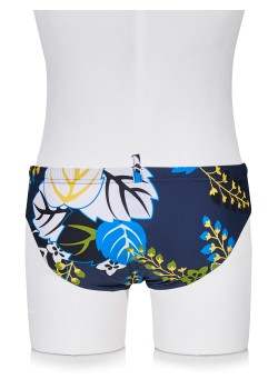 Dsquared swimming trunk blue