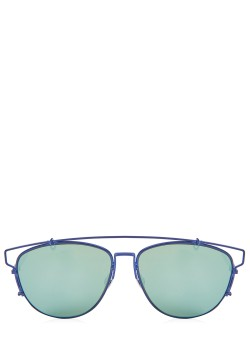 Dior sunglasses dark blue