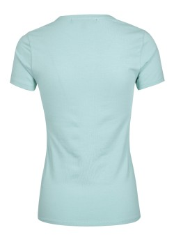 Roberto Cavalli top light blue