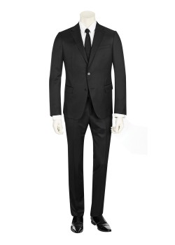 Zegna suit black