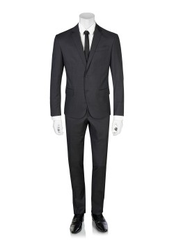Pierre Balmain suit slim fit anthracite