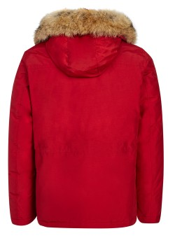 Woolrich jacket Snow Lake JK red