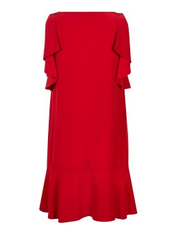 Red Valentino dress red