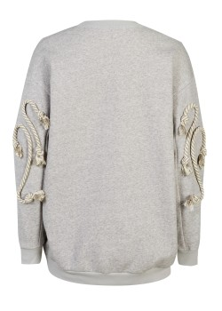 See by Chloé pullover white