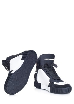 Dolce & Gabbana High-Top-Sneaker