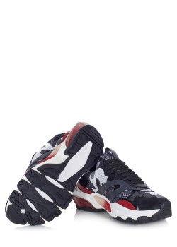 Valentino Camouflage Bounce Sneaker