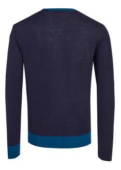 Versace Jeans sweater Filato Mix Wool Bi-Color
