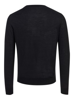 Versace Jeans Couture pullover black-brown