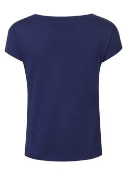 Love Moschino top dark blue
