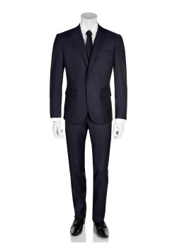 Corneliani suit dark blue