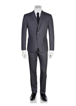 Corneliani suit grey