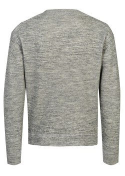 Sweater by Dsquared grey