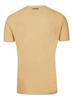 Dsquared t-shirt brown