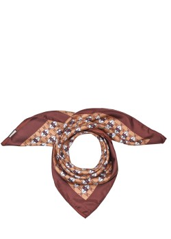 Gucci kerchief brown